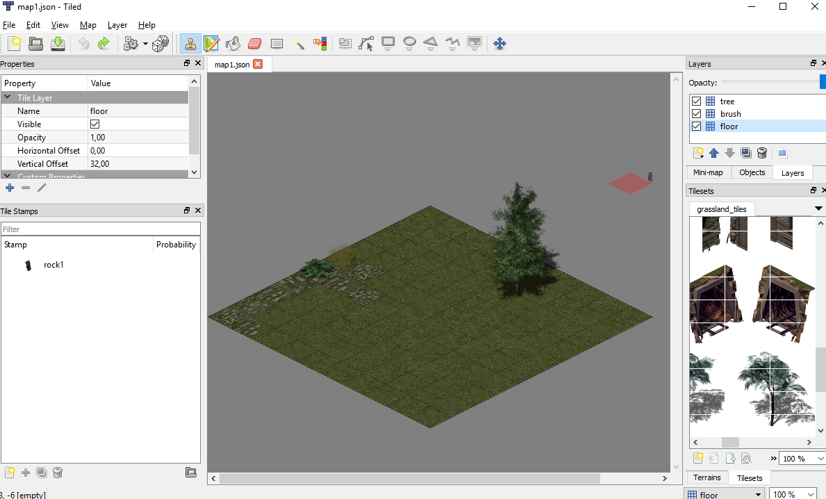 Recomend me the game engine please to isometric multiplayer game