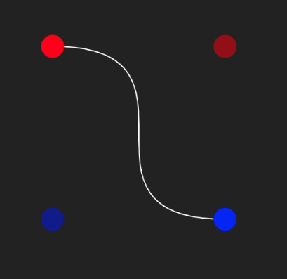 Bezier curve support added - Panda 2 - HTML5 Game Devs Forum