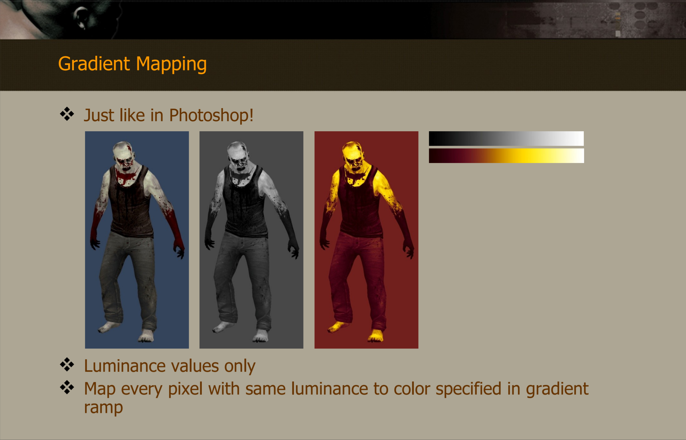 Grayscale To Gradient Map Questions Answers Html5 Game Devs Forum