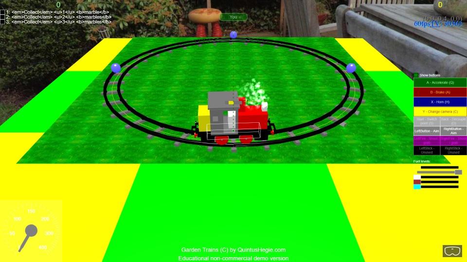 babylonjs model train simulator circle.jpg