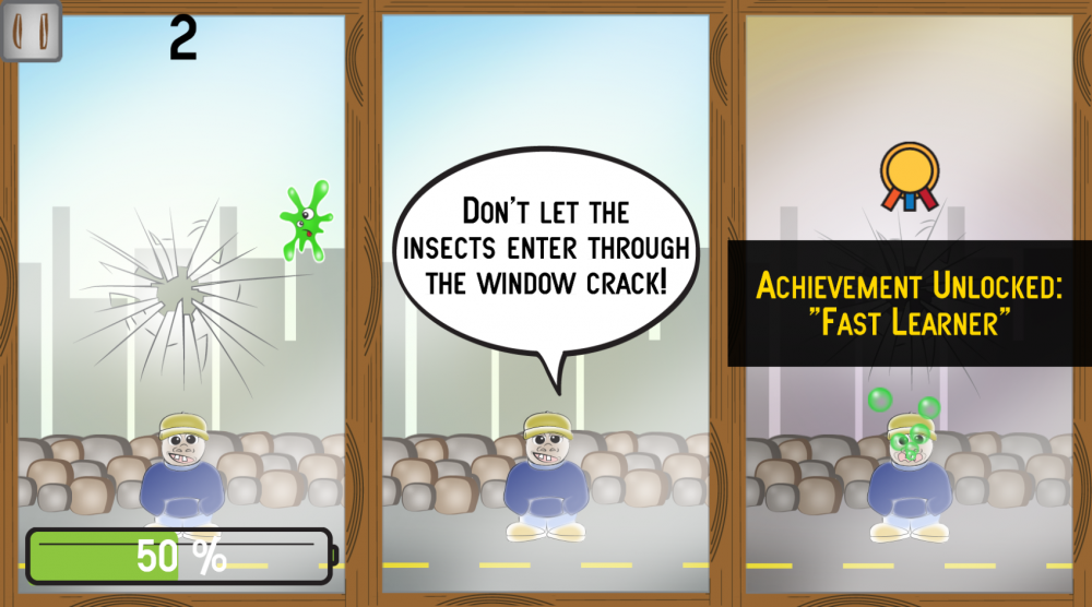Snot Kid HTML5 Game