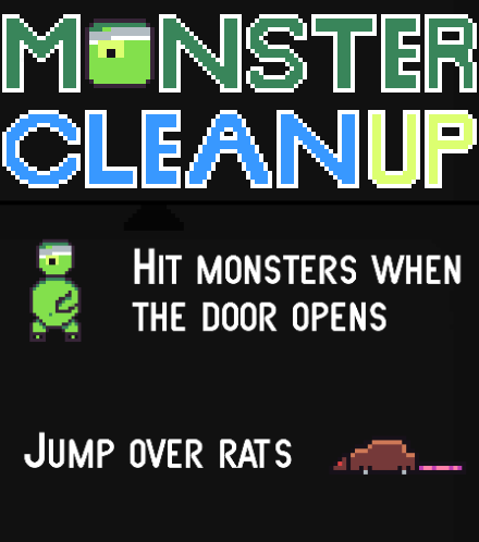 Monster Clean-Up