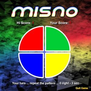 Misno - Play Screen